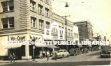 Chaparral Street 1940s